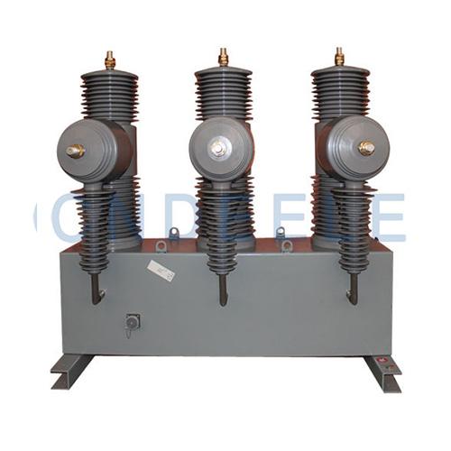 ZW□-40.5/1250-31.5 户外柱上固封式永磁真空断路器