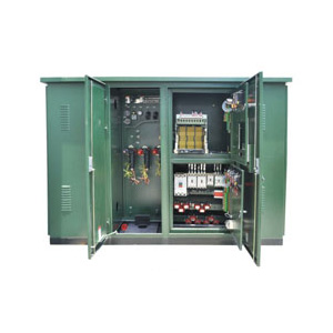 YB2系列预装式变电站(美式箱变)